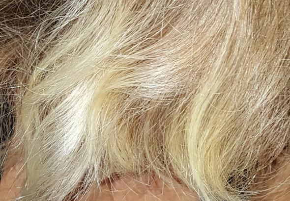 Meine Haarfarbe  - (Haarfarbe, Zara haare)