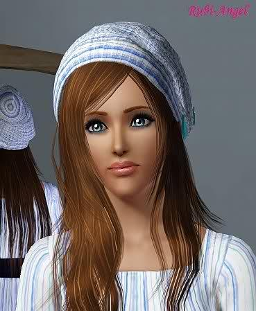 Frisur aus dem Netz die ich nirgends finde - (Sims 3, Frisuren importieren)