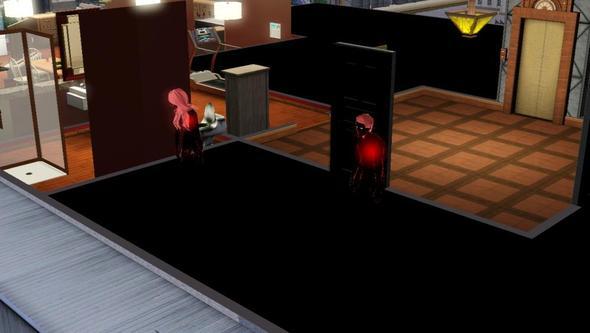 So sehen die Zombies aus die bei mir rumschwirren -.-' - (Freizeit, Spiele, Sims 3)