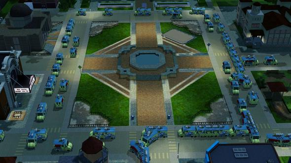 Bild 1 - (Sims 3, Bug)