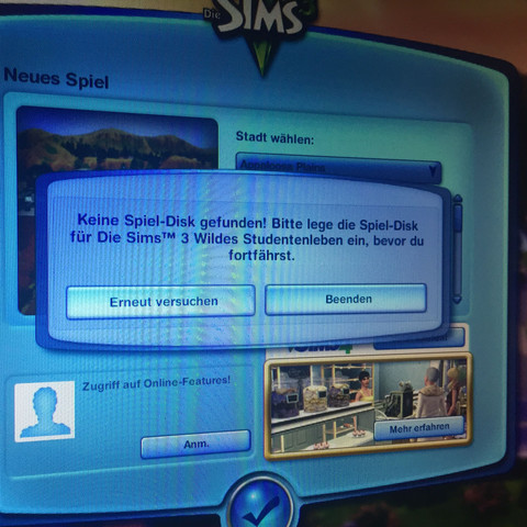 Hilfeeee - (Computer, Technik, Sims 3)