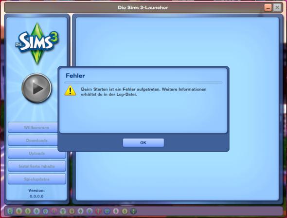 Das Sorgenkind ;) D: - (Sims 3)