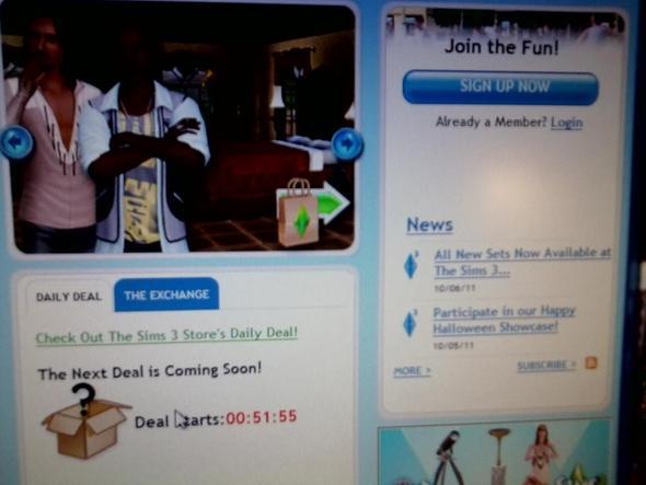 der launcher ist bereit aber auf englisch  - (Sims 3, Skriptfehler)