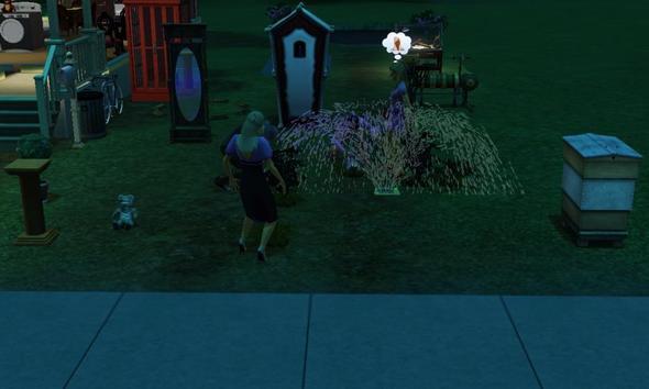 sims 3 supernatural zombies im garten los werden hilfe zombie. Black Bedroom Furniture Sets. Home Design Ideas