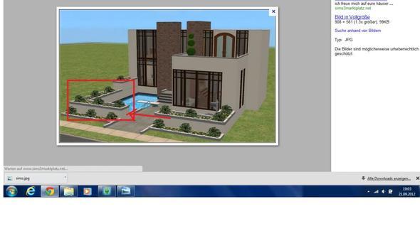 diese Blumenkisten - (Sims 3, bauen, Blumen)
