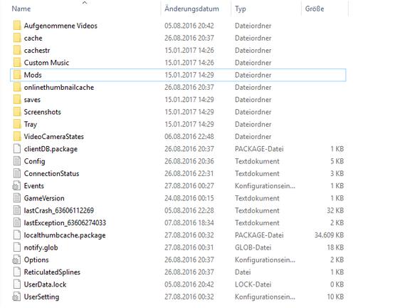 Alter Ordner - (Windows 10, Sims, Datei)