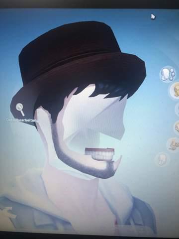 Sims 4 Gesichter Bug?