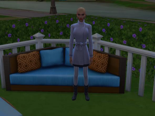 Sims 4 mein Sim hat keine Haare ect. mehr (CC)?