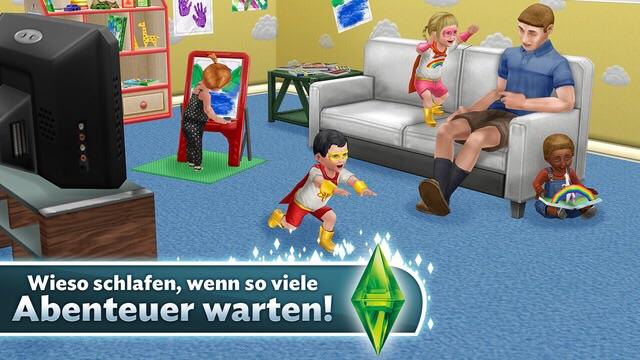 Sims Freeplay: Gibt es die Gegenstände wirklich bei dem