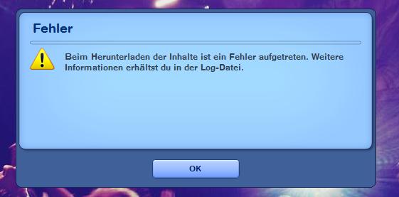 fehler - (Sims 3, Sims, Sims3)