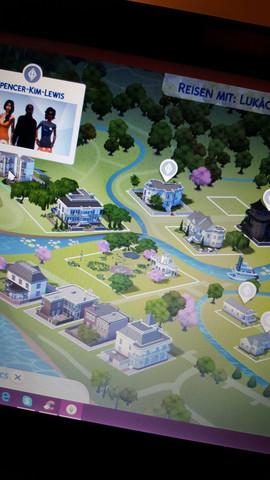 """Keine """"Blase"""" über den Gebäuden - (Spiele, Reise, Sims)"""