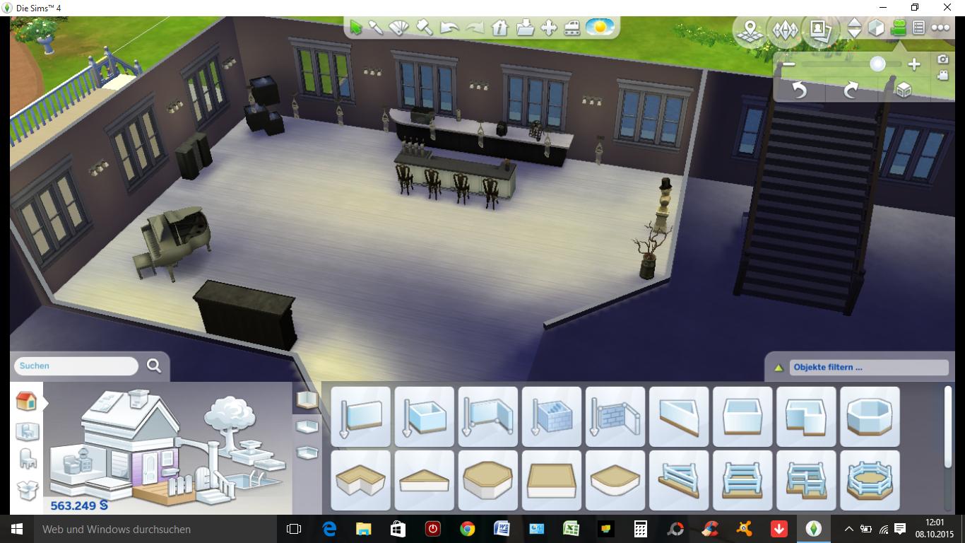Sims4 meine Zimmer sind ZU dunkel und auch die Farben sind ...