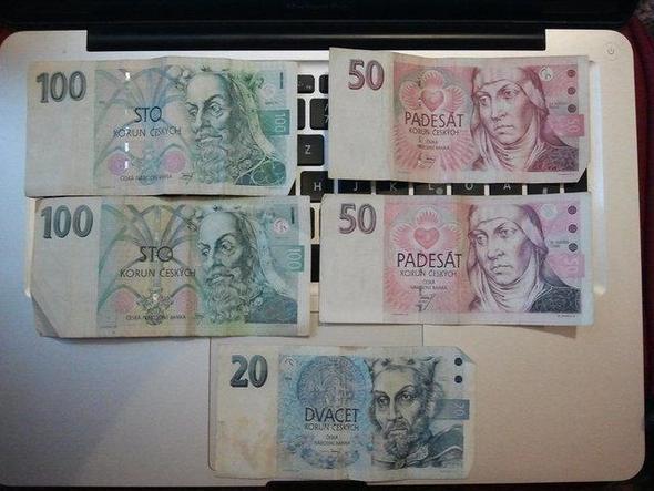 Sind Alte Tschechische Kronen Noch Gültig Geld Finanzen Umtausch