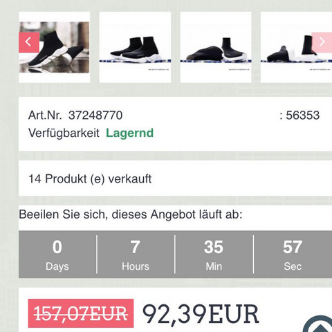 Sind das echte Balenciaga Schuhe - (Schuhe, Laden, Shop) 384493eb70