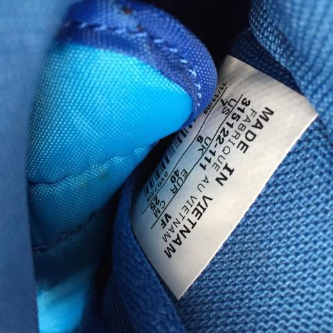 Hier ein zweites bild - (Nike, Fake, AIR)