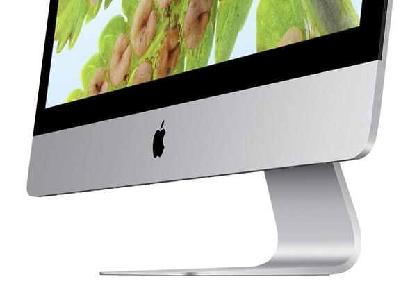 Unten - (Apple, Imac, Lüftungsschlitze)