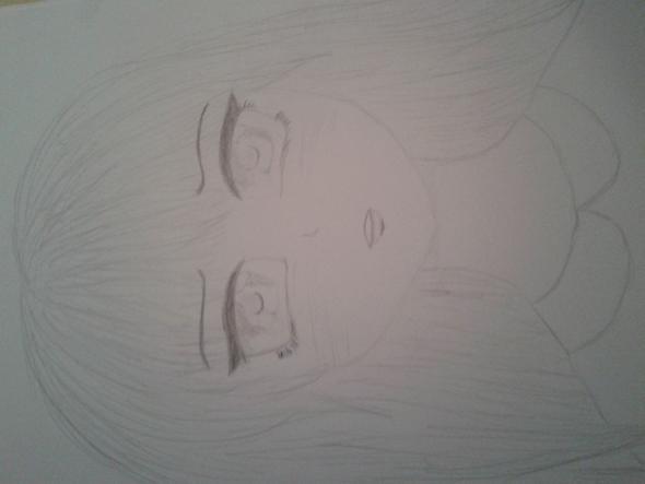 ich mag die Augen - (Manga, zeichnen)