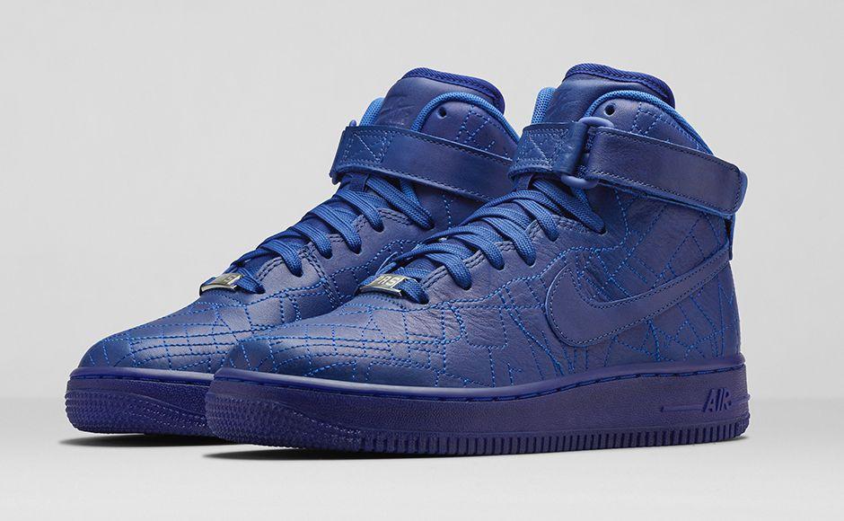 All Blue Nike Air Force 1 Hour Buy Air Jordan 1 High Strap  051672f732
