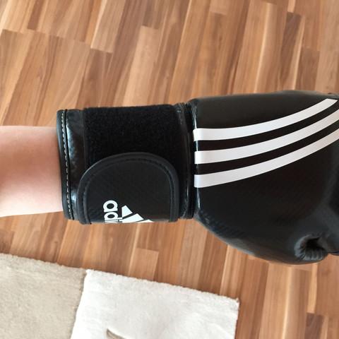 Sind die Boxhandschuhe zu groß....?