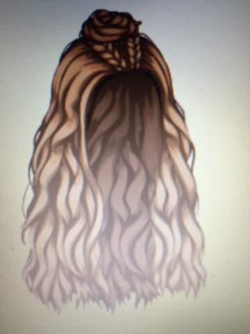 Sind die Haare wertvoll (msp)?