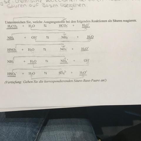 Ergebnis   - (Chemie, Biologie, Base)