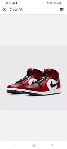Sind die Schuhe echt?