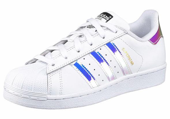 Adidas Superstar Flieder,weiß - (Schuhe, Adidas Superstar)