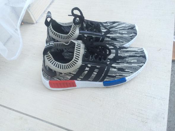 Draußen #1 - (Schuhe, adidas, Nmd)