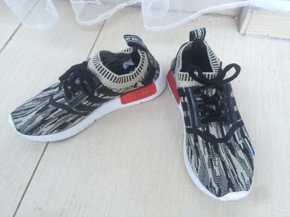 Draußen #2 - (Schuhe, adidas, Nmd)