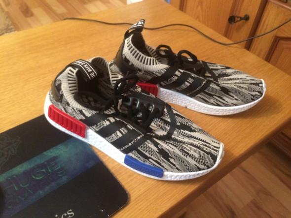 Drinnen #1 - (Schuhe, adidas, Nmd)