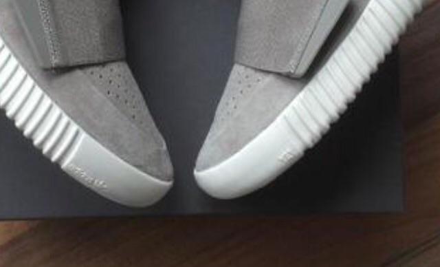 sind diese adidas yeezy 750 boost echt fake real. Black Bedroom Furniture Sets. Home Design Ideas