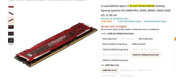 Sind diese beiden RAM-Riegel miteinander kompatibel?