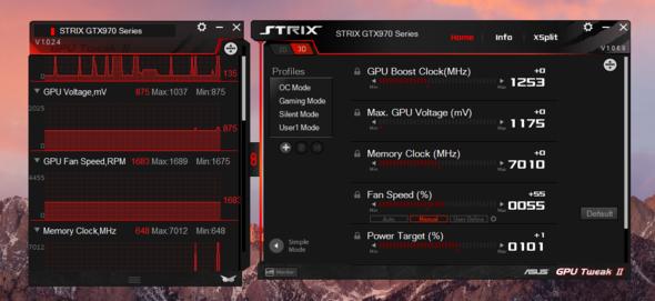 GPU Tweak II - (Computer, PC, Gaming)