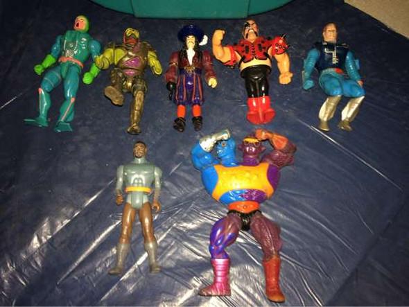 Plastikfiguren - (Figur, sammeln, Science Fiction)