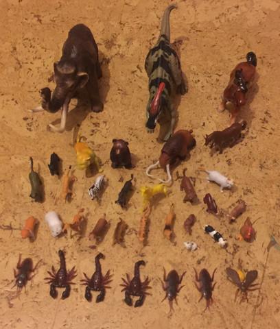 Tierfiguren  - (Tiere, schleich, Tierfiguren)