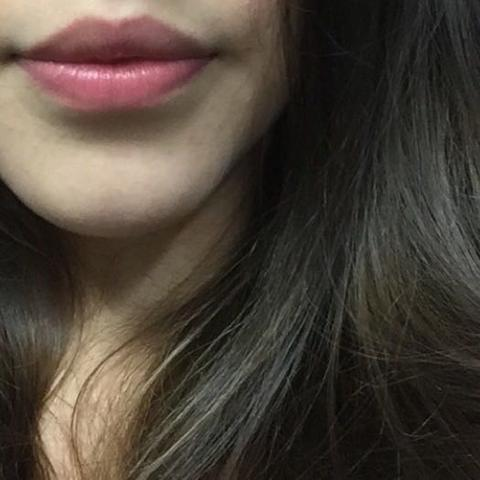 Schmal oder voluminös? - (Gesicht, Lippe)