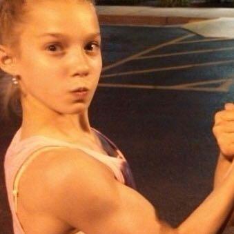 Sind diese Muskeln Photoshop? (Sport, Frauen, Training)