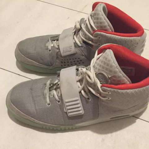Erstes Bild  - (Schuhe, Nike, Sneaker)