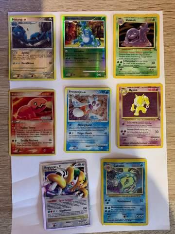 Sind diese Pokémon Karten etwas wert?
