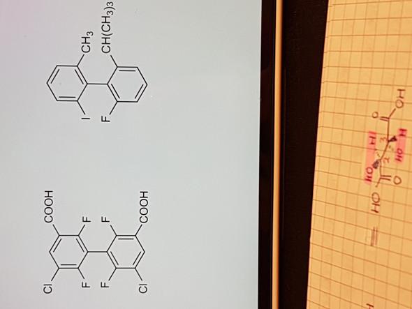 Sind Diese Verbindungen Chiral Computer Technik Technologie