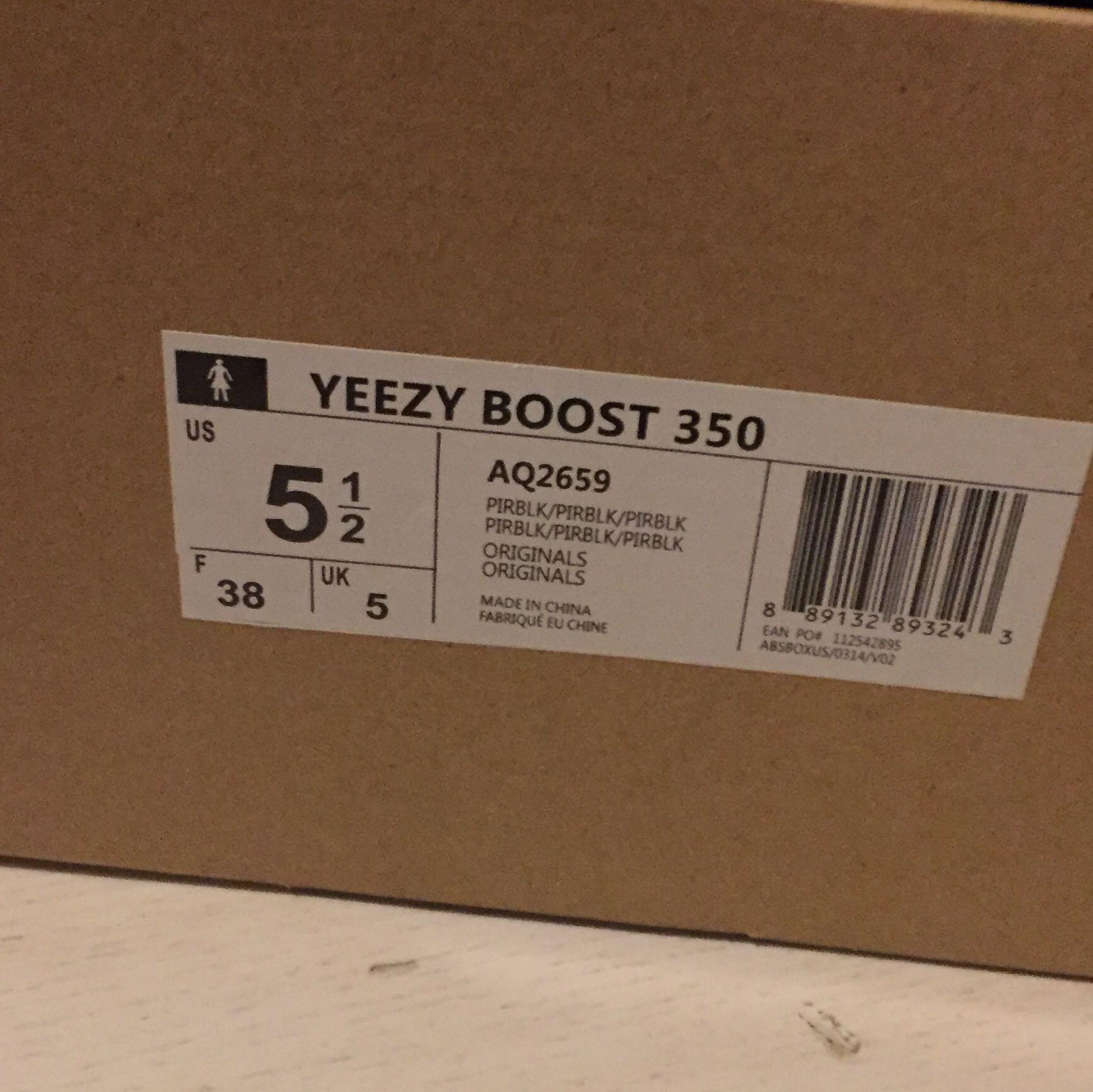 Yeezy Boost 350 Original Sohle