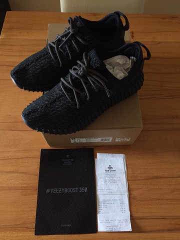 Pirate Black - (Sneaker, Yeezy, Shoes)