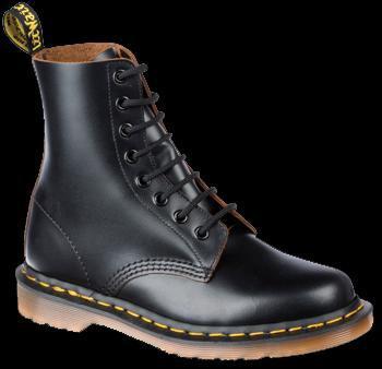 Doc martens schwarz - (Schuhe, Style, Winter)