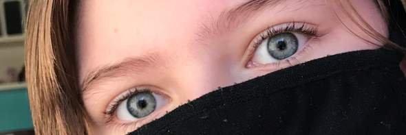 Was Sagen Blau Graue Augen Aus