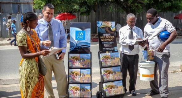 Sind Jehovas Zeugen falsche Propheten?