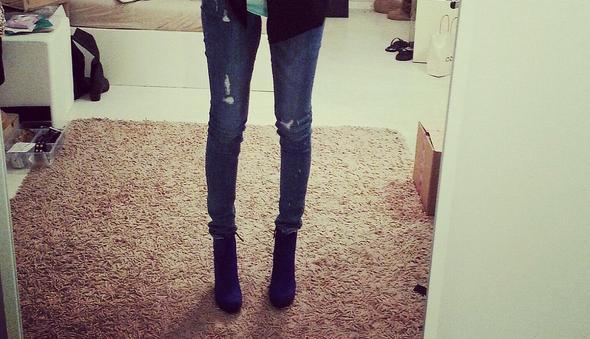 Beine zu dünne Wie bekommt