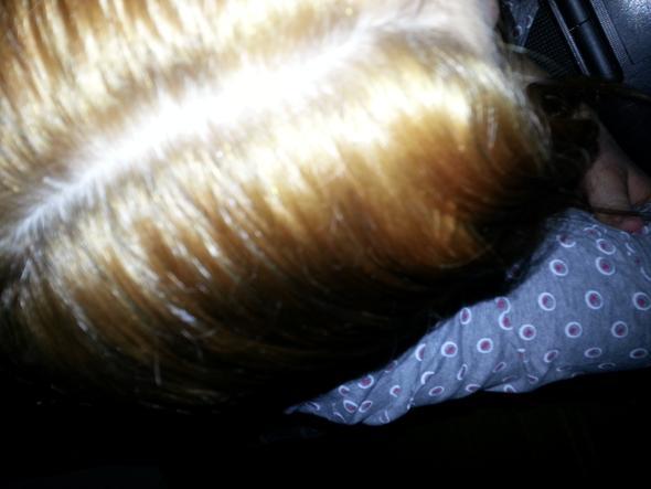 hell genug ? - (Haare, Farbe)