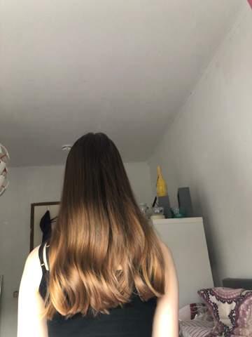 sind meine haare kapput?