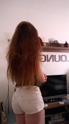 Haare - (Haare, Haarlänge)
