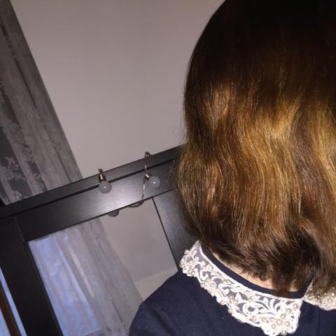 2. Bild (aktuell)  - (Haare, blondieren)